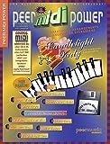 peer midi power Vol. 8 Candlelight Party - Klavier/Midifiles (Noten)
