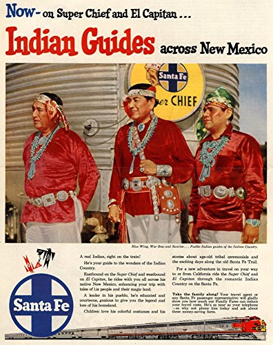 santa-fe-indian-guides-1954-wonderful-a4-glossy-art-print-taken-from-a-rare-vintage-railway-poster