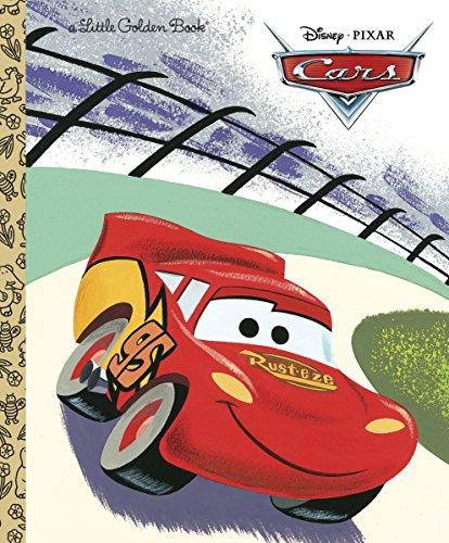 Cars (Disney/Pixar Cars) (Little Golden Books)
