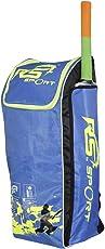 R S Sports Proto Pack Cricket Kit Bag