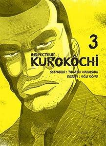 Inspecteur Kurokôchi Edition simple Tome 3