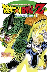 Dragon Ball Z Edition simple Cycle 5 - Cell Game - Tome 1