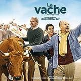La vache : Bande Originale du film de Mohamed Hamidi / Ibrahim Maalouf, comp.   Maalouf, Ibrahim (1980-....). Compositeur. Moniteur