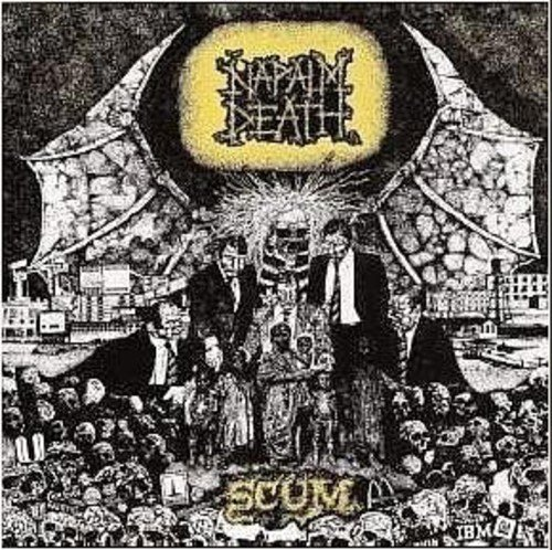 Napalm Death: Scum (Audio CD)