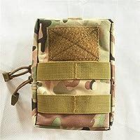 Qearly Multifunktions Military Compatible Utility Pouch Erste Hilfe Kit-CP Camouflage preisvergleich bei billige-tabletten.eu