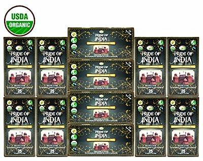 Thé Oolong digestif biologique, 25 boîtes de compte 12-Pack (300 sachets de thé)