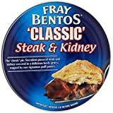 Fray Bentos Steak & Kidney Pie (213g) - Paquet de 6