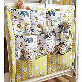 ?Baby Kinderzimmer Kinderbett multifunktionelle Windel Bettwäsche Multi Pocket hängen Aufbewahrungstasche Tier