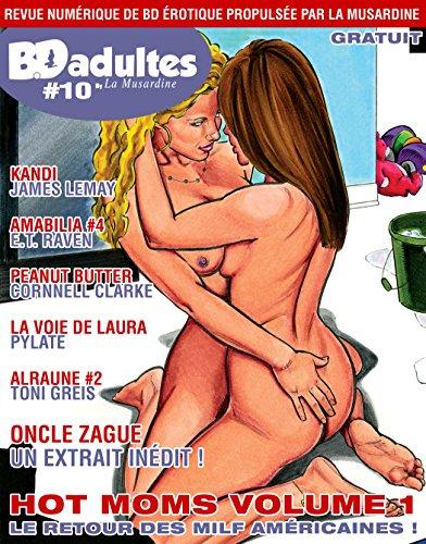 BD-adultes, revue numérique de BD érotique #10 par Collectif