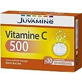 JUVAMINE - Vitamine C 500-30 Comprimés effervescents