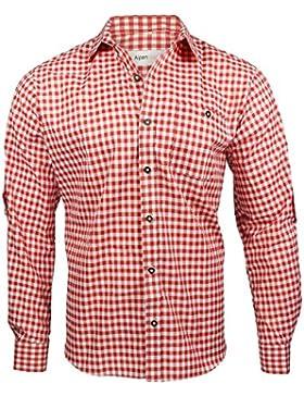 Alpenmode Trachtenhemd für Herre