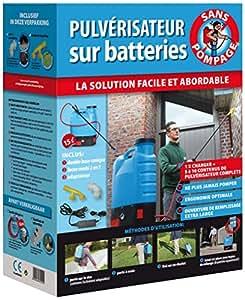 BSI Pulvérisateur avec Batterie rechargeable 15 L