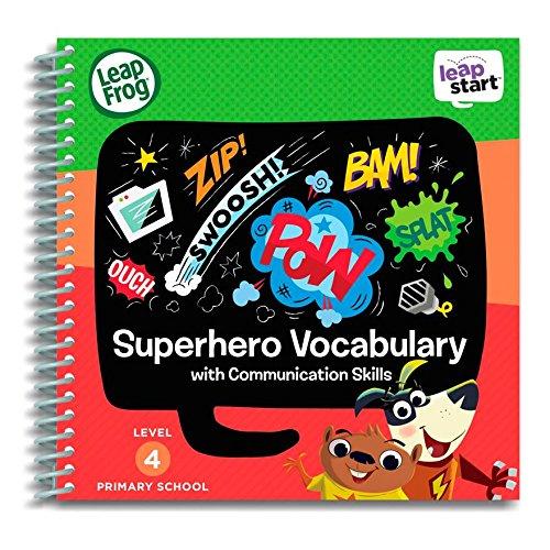 Leapfrog Leapstart l'école primaire livre d'activités : Superhero vocabulaire et Compétences de communication
