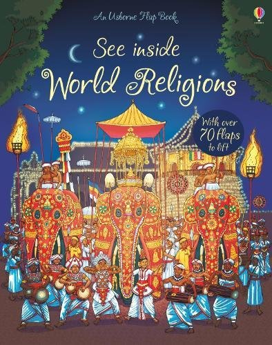 See Inside World Religions por Alex Frith