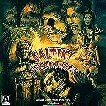 Caltiki The Immortal Monster (Original Motion Picture Soundtrack) [VINYL]