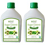 Bhumija Lifesciences Sugar Care Juice   Natural Juice   Sugar Free 1 Ltr Pack of 2