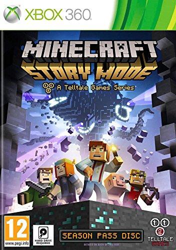 raft Story Mode, Xbox 360 - video games (Xbox 360, Xbox 360, Adventure, telltalegames, E10+ (Everyone 10+), Basic) [video game] ()