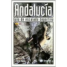 Andalucía : guía de escalada deportiva