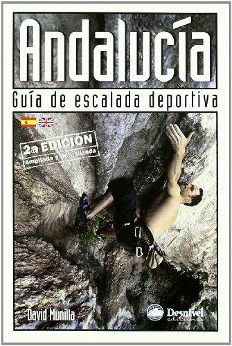 Andalucia - Guia De Escalada Deportiva