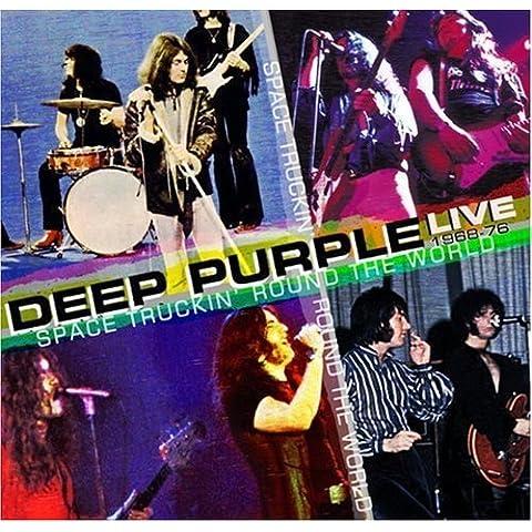 Space Truckin' Round the World by Deep Purple (2009-11-24)