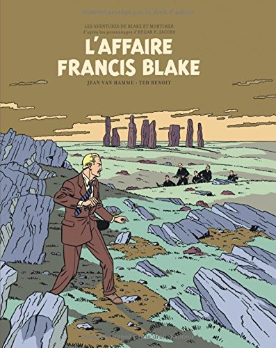 Blake & Mortimer - tome 13 - Affaire Francis Blake (L') - Édition bibliophile