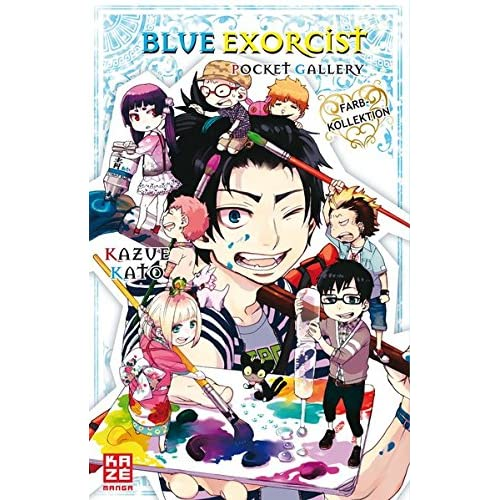 Blue Exorcist Pocket Gallery: Artbook