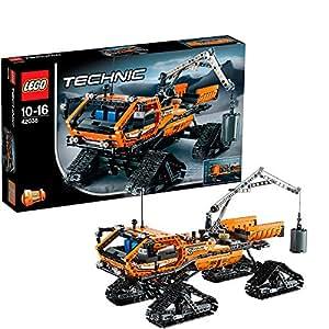 LEGO Technic 42038 - Cingolato Artico