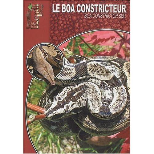 Le Boa Constricteur: Boa Constrictor