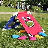 Die besten Cornhole Boards - Cornhole Board Set, Kinder Spielzeug für drinnen und Bewertungen