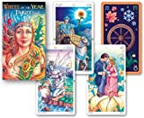 Wheel Of The Year Tarot Ex186: 78 full colour cards