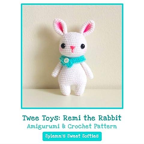 Bunny Amigurumi Pattern, Easter Rabbit Crochet Pattern | 479x480