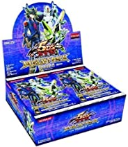 Yu-Gi-Oh Cards 5D's - Yusei 3 - Duelist Booster Box (36 Pack