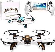 Pantonma K80 Wifi Kameralı Kumandalı Drone Quad Helikopter Anlık İzle!