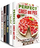Cheap and Easy Cooking Box Set (5 in 1): Perfect Cakes, Pies, One-Pan Meals, Slow Cooker Desserts and Best Holiday Treats in One Bundle (Budget-Friendly & Stress-Free Recipes)