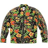54cce486ebcf Adidas Originals ObyO Jeremy Scott JS Flower Bone TT Jacke Sportjacke Herren