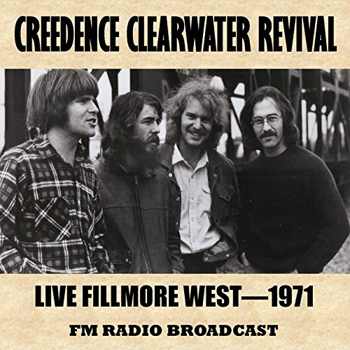 Live at the Fillmore West, 197...