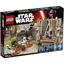 LEGO Star Wars - Batalla en Takodana, multicolor (75139)