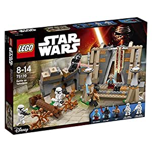 LEGO - Star Wars 75139 Battaglia al Castello di Maz
