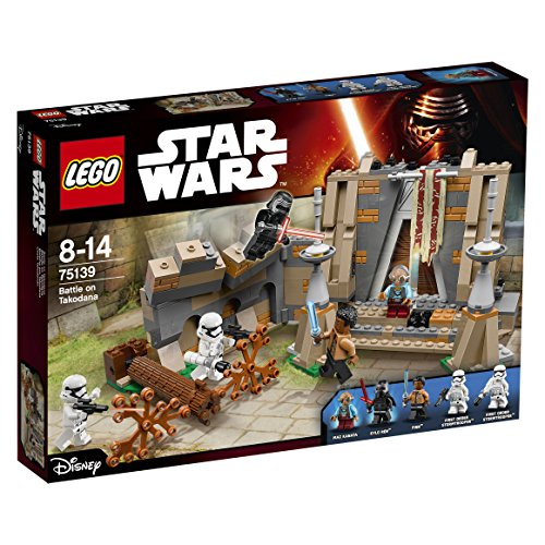 LEGO-Star-Wars-75139-Battle-on-Takodana-Playset