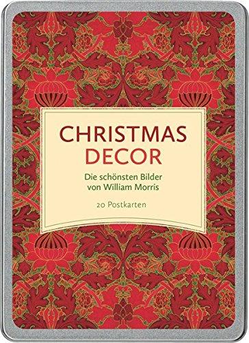 Christmas Decor: Die schönsten Bilder von William Morris