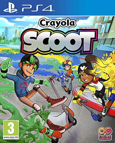 Crayola Scoot (PS4) Best Price and Cheapest