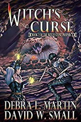 Witch's Curse (Book 2, The Witch Stone Prophecy) (English Edition)
