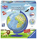 Ravensburger Italy 12340 7 - Puzzle 3D Globo Geografico