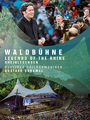 Waldbühne 2017 - Legends of the Rhine Cover