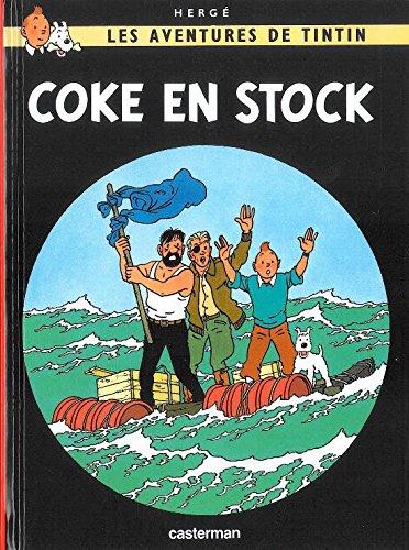 Descargar Libro Les Aventures de Tintin, Tome 19 : Coke en stock : Mini-album de Herge
