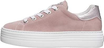 Nero Giardini E010703D Sneakers Donna in Pelle E Camoscio