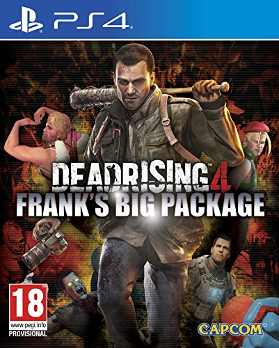 Dead Rising Franks Big - PlayStation 4