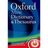 Oxford Mini Dictionary and Thesaurus