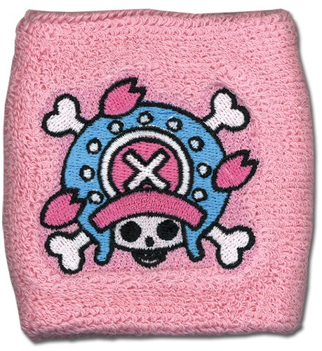 One Piece Chopper Skull Icon Pulsera
