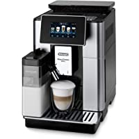 De'Longhi PrimaDonna Soul ECAM 612.55.SB Kaffeevollautomat mit Milchsystem & Bean Adapt Technologie, Cappuccino und…